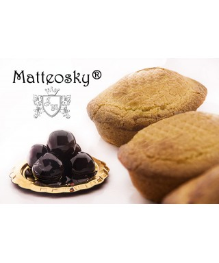Pasticcio Leccese Crema e Amarena