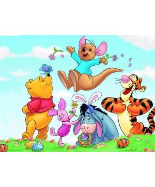 Cialda ostia per torta winnie the pooh