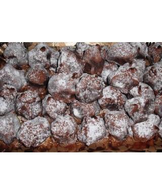 Pasticcini di Mandorle brutti e buoni Al Cacao
