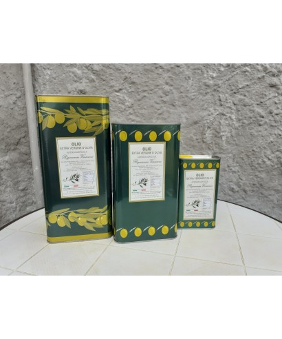 Olio extravergine d'oliva - LT. 3 pugliese