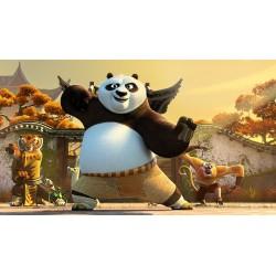 Cialda ostia per Kung fu Panda