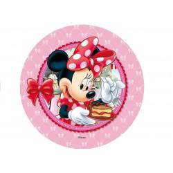 Cialda ostia per torta Minnie
