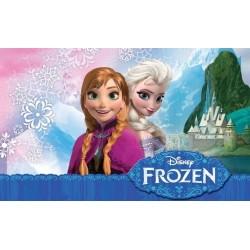Cialda  ostia per torta Frozen