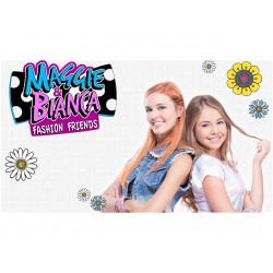 Cialda per torta Maggie & Bianca Fashion Friends