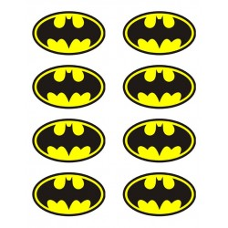Cialda per biscotti Batman
