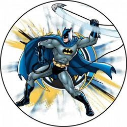 cialda per torta Batman
