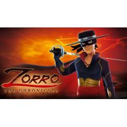 Cialda per torta Zorro
