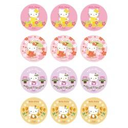 Cialda per biscotti Hello Kitty