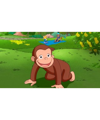 cialda ostia per torta george scimmietta