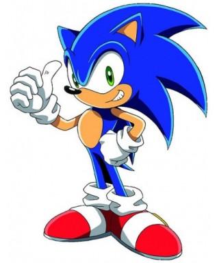 cialda ostia per torta Sonic