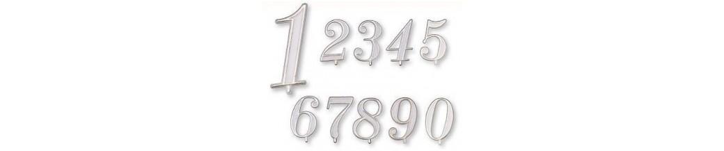 Numeri per torte
